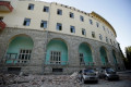 Magnitude 5.6 earthquake rocks buildings in Albania
