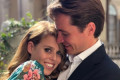 Beatrice's engagement ring incorporates couple's characters, designer says