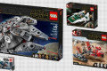 Lego unveils nine 'Star Wars' sets to celebrate Triple Force Friday