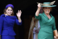 Why Sarah Ferguson will make royal history when Princess Beatrice marries