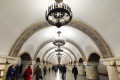 Take a look inside Kiev's astonishing Soviet-era metro system, home to the deepest subway station in the world