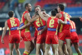 Gold Coast Suns handed assistance package by AFL, including number one draft pick