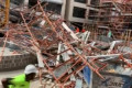 Almost half of NSW building sites have dodgy scaffolding, new data reveals
