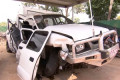 Horror Darwin Toyota Hilux crash caught on CCTV