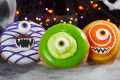 Krispy Kreme Is Selling Three New Monster Donuts For Halloween, And They Have The Cutest Names