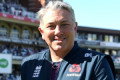 Silverwood named England head coach