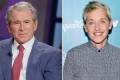 Ellen DeGeneres defends friendship with George W. Bush: 'Be kind to everyone'