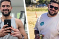 This Guy Lost 100 Pounds in a Year With a Realistic Daily Fitness Goal