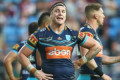 Gold Coast Titans prop Jarrod Wallace to make boxing debut on Mundine-Parr undercard