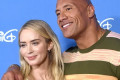 Dwayne Johnson and Emily Blunt go wild in first Jungle Cruise trailer