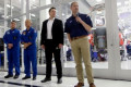 NASA and Elon Musk make up over astronaut-flying spat