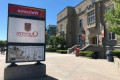 'We'll make you bleed': Queen's University investigating racist and homophobic note posted inside dorm