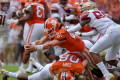No. 2 Clemson pounds Florida St. 45-14 for 21st straight win