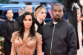 Kim Kardashian Puts Kanye West in His Place After He Asks 'Who' Her Sexy Met Gala Look Is for