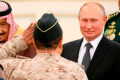 Putin is on a victory lap of the Middle East