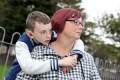 Mum's 'terrible guilt' at passing on virus which left her son profoundly deaf