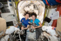 Historic all-female spacewalk goes ahead after NASA cancelled first attempt due to lack of spacesuits