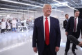 In Texas, Trump tours Louis Vuitton workshop ahead of rally