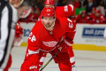 Red Wings' Helm ejected for slashing Flames' Lindholm