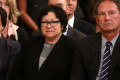 Sotomayor breaks new two-minute rule as Supreme Court hears immigration case