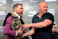 Conor McGregor fires back at Dana White after UFC boss claimed he wasn't 'the man' anymore and that Khabib 'calls the shots' now