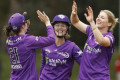 Hurricanes beat Stars in WBBL