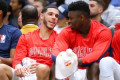 Lonzo Ball says Pelicans have to 'hold the fort down' until Zion Williamson returns