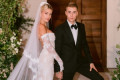 Justin Bieber Shares New Photo of Wife Hailey Baldwin from Wedding Weekend: 'Sexy Wifey Alert'