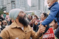 NDP Loses Seats Despite Jagmeet Singh's Cool Dad Charm
