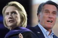 ANALYSIS: Clinton and Romney are ghosts of campaigns past for 2020 field