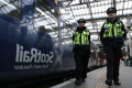 Crime on Scotland's rail network falls despite increase in England