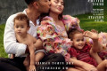 Chrissy Teigen, John Legend Pose With Luna and Miles for 'Vanity Fair'