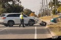 Officer accused of ramming teen with police car in Thornlie guilty of dangerous driving