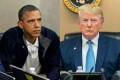 Trump's Baghdadi raid Situation Room photo has one big difference to Obama's bin Laden picture ⁠— and it tells you everything about their styles