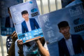 Hong Kong activist Joshua Wong says barred from election