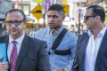 Manly star Fainu charged with malicious wounding, refused bail over church brawl