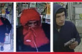 Police looking for armed men who robbed a convenience store