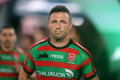 Sam Burgess charged following alleged domestic dispute