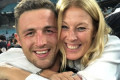 'It's hard not to like you': Sam Burgess' mother posts glowing tribute to her son as he retires from rugby league - but makes no mention of his marriage breakdown or intimidation charge