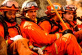 Prison inmates are fighting California's fires, but are often denied firefighting jobs after their release