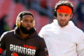 OBJ defends Mayfield, takes some responsibility for Browns' struggles