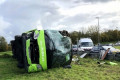 France bus crash leaves Northern Irish pair injured