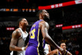 LeBron gets triple-double, credits Dwight Howard for 'Superman' performance