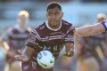 NRL 2020: Manly hooker Manase Fainu set to remain in jail for another week