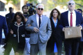 Roger Stone leaves jury selection because of food poisoning