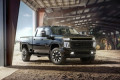 You'll know the 2021 Chevrolet Silverado 2500 HD Carhartt Special Edition when you see it