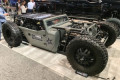 Frankenjeep! Jeep Wrangler Rat Rod at SEMA 2019