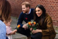 Duchess Meghan and Prince Harry shared a cute update about Archie