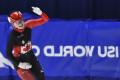 Canadian Kim Boutin wins 1,000-metre for World Cup gold