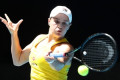 Mladenovic upsets Barty to give France 2-1 Fed Cup final lead